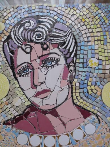 Mosaico Libertad Lamarque