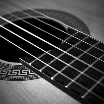Imagen cuerdas guitarra