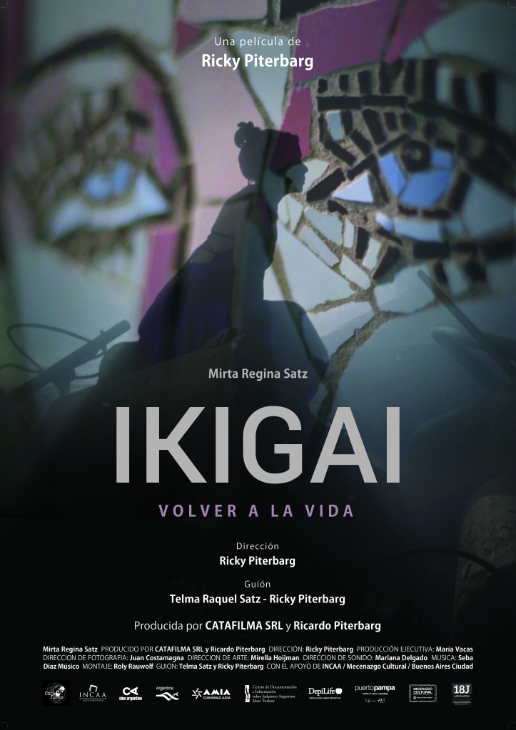 Poster Ikigai, La sonrisa de Gardel